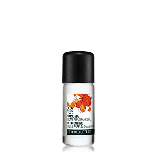The Body Shop Satsuma Home Fragrance Oil
