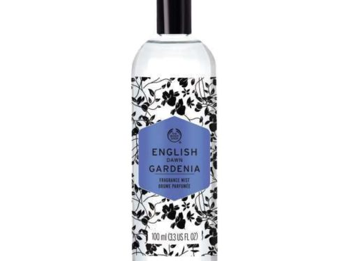The Body Shop English Dawn Gardenia Fragrance Mist