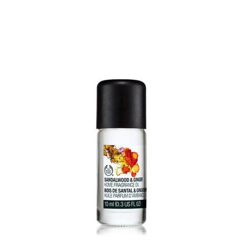 The Body Shop Sandalwood & Ginger Home Fragrance Oil