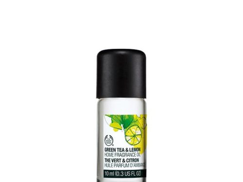 The Body Shop Green Tea & Lemon Home Fragrance Oil