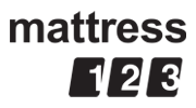 Local Beautyrest store Mattress 123 located at 2800 Pioneer Ave Rice Lake, WI