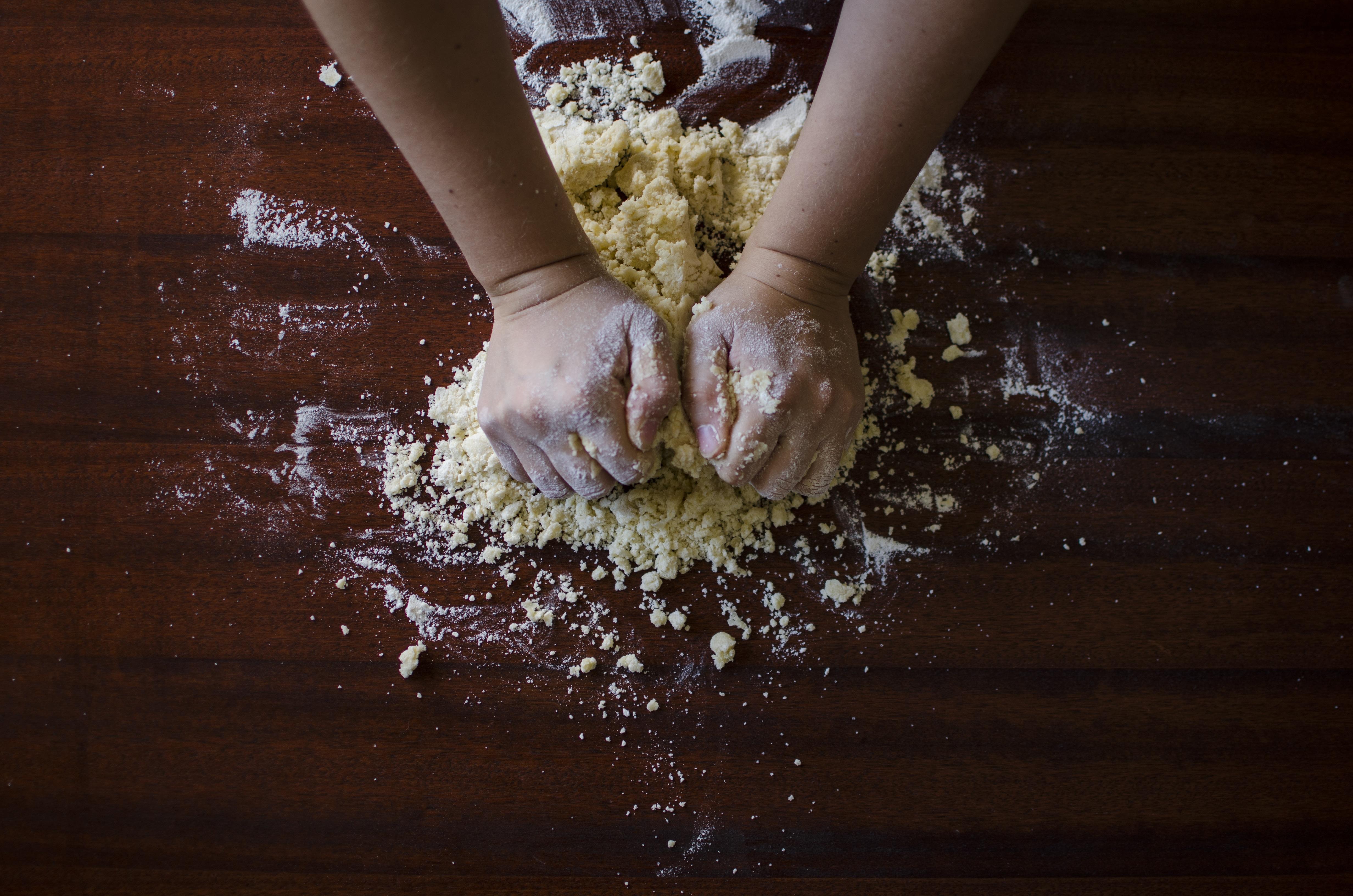 history of baking summary