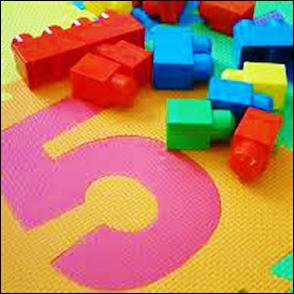 Picture of lego bricks