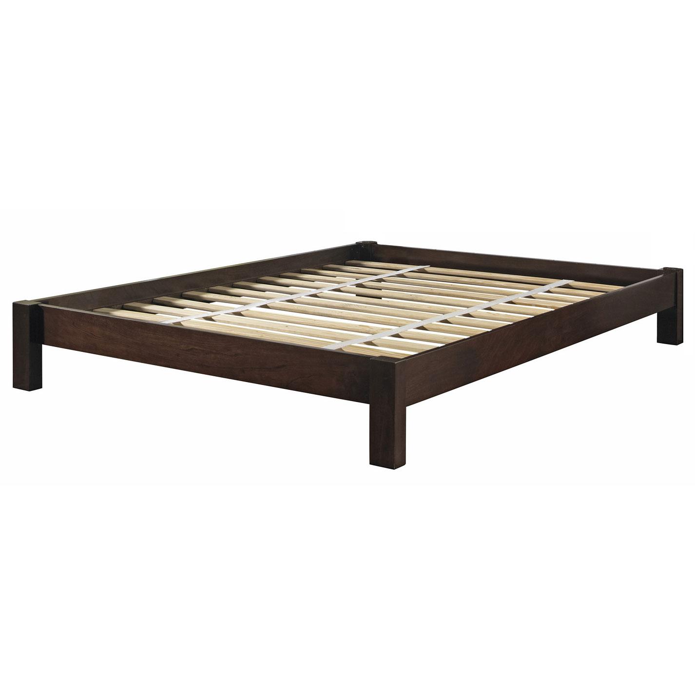 Modern Wood Bed Frames: Wood-platform-bed-1.jpg