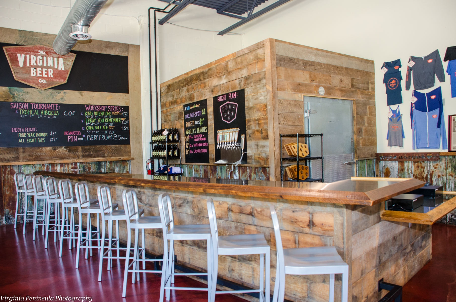 The Virginia Beer Co., Williamsburg, VA | The Beer Mapping Project