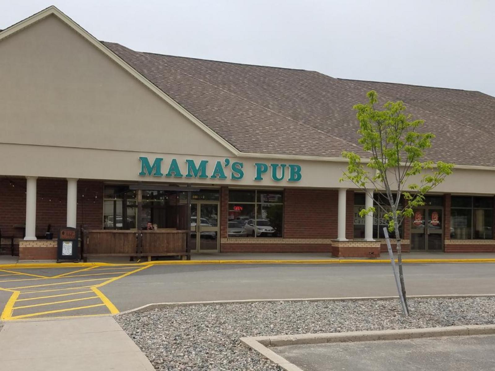 Mama's entry