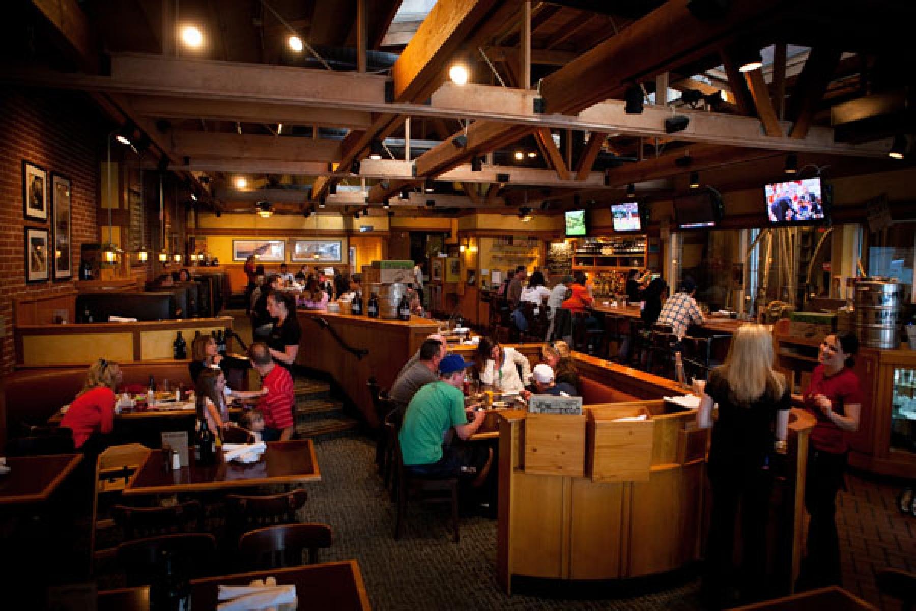 View Karl Strauss Brewery Restaurant