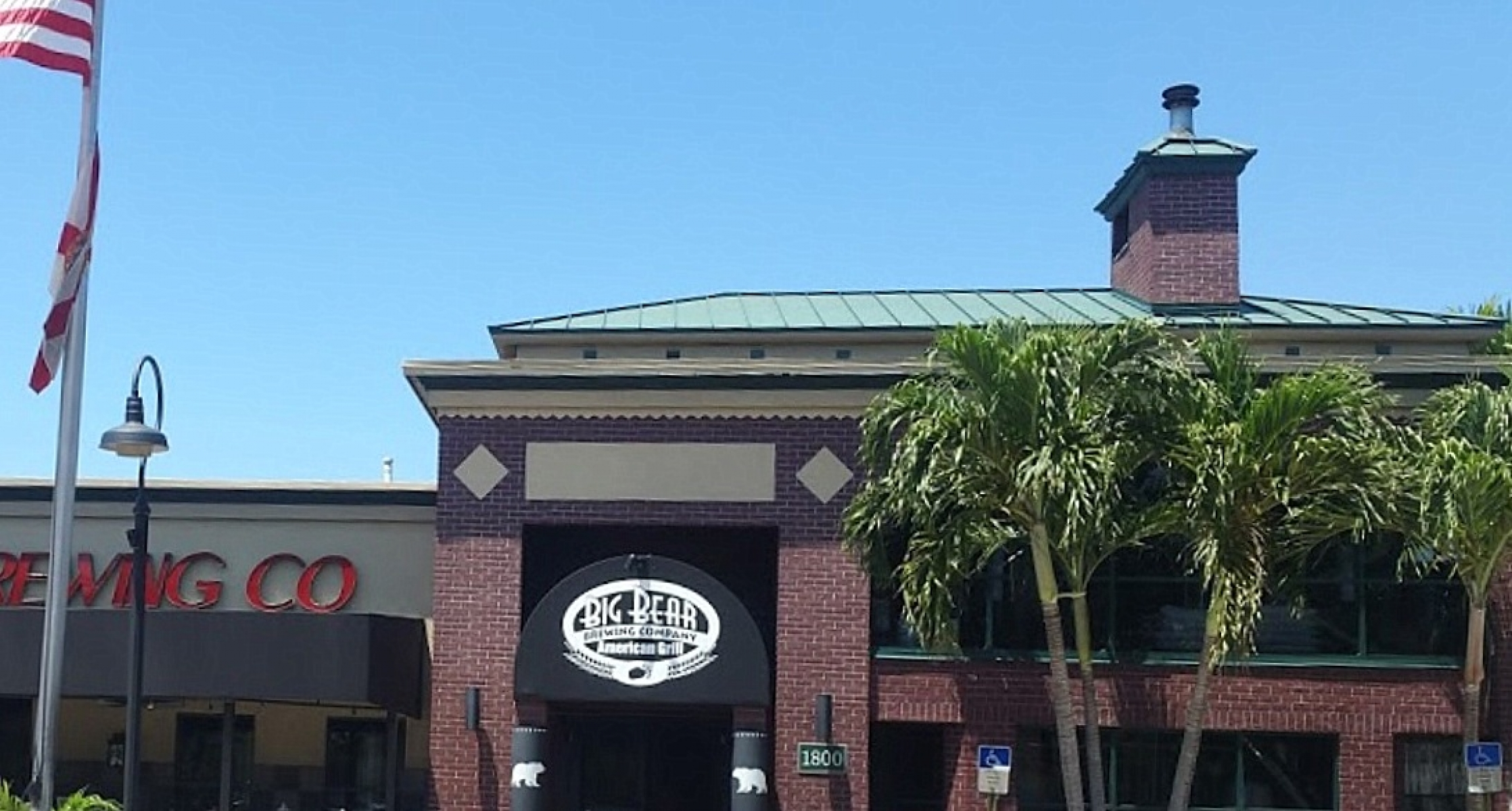 Big Bear Brewing Co at 6 minutes drive to the south of Coral Springs dentist Wisdom Dental