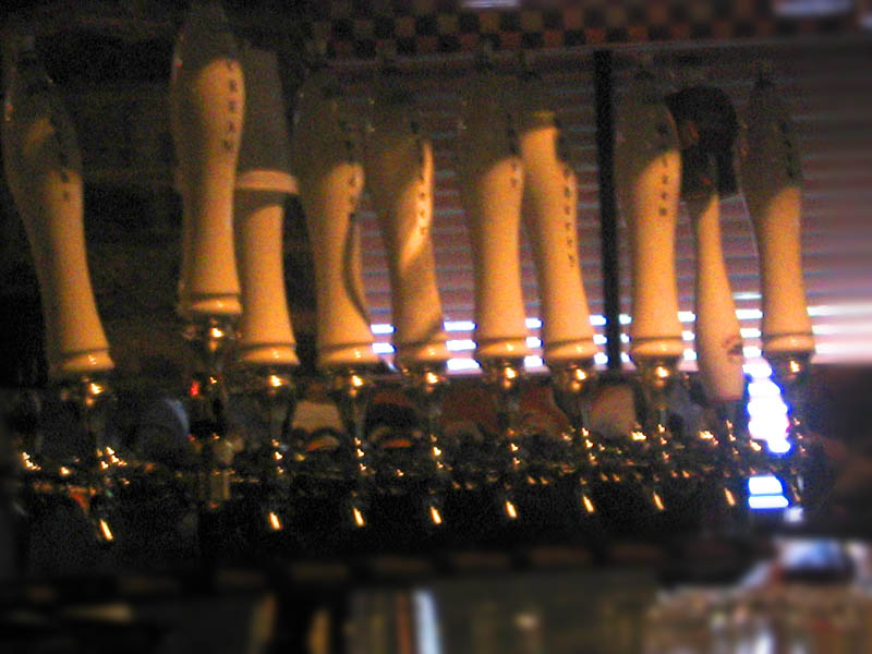 The Assembly Tap handles for Taylor Brewing Company and other craftbrews