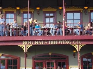 The Hog Haus