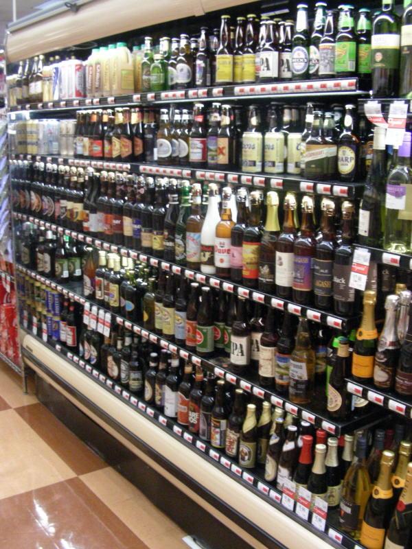 Singles shelves