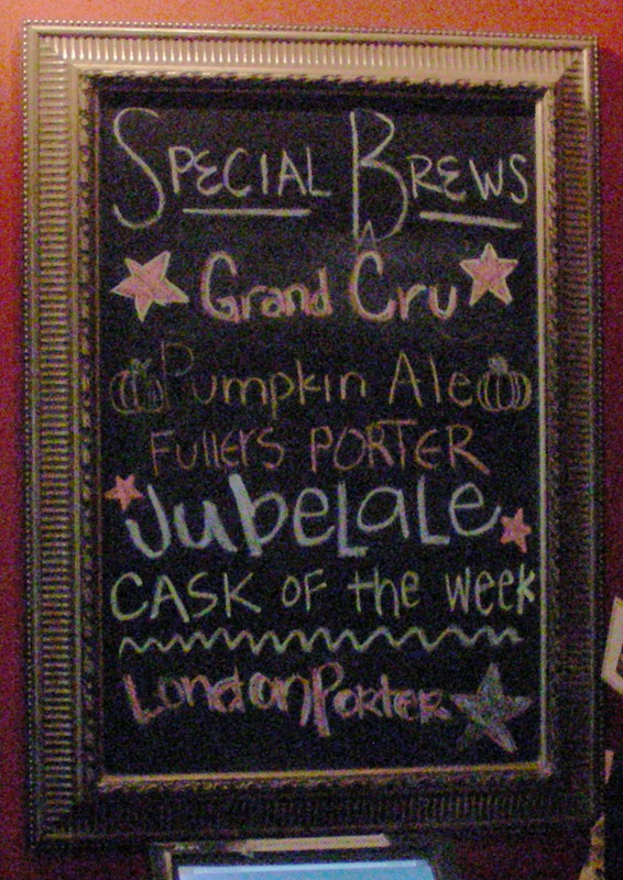 Special Taps - 01/08