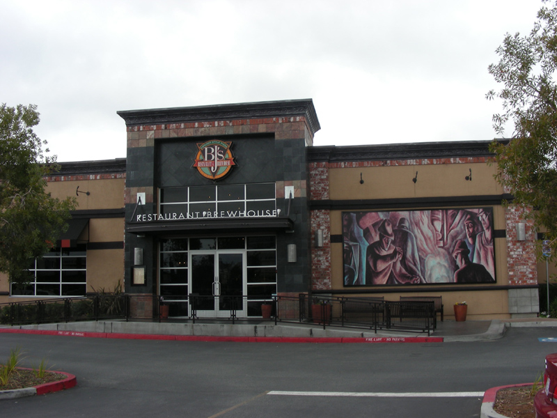 BJ's San Mateo entry