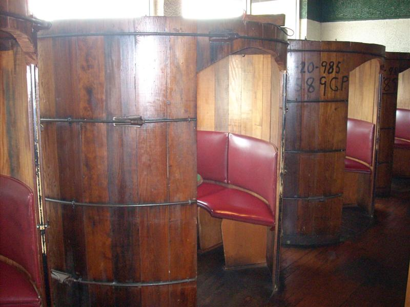 Barrel Booths
