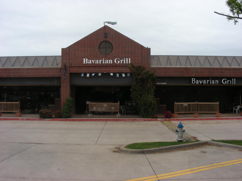 Bavarian Grill entry