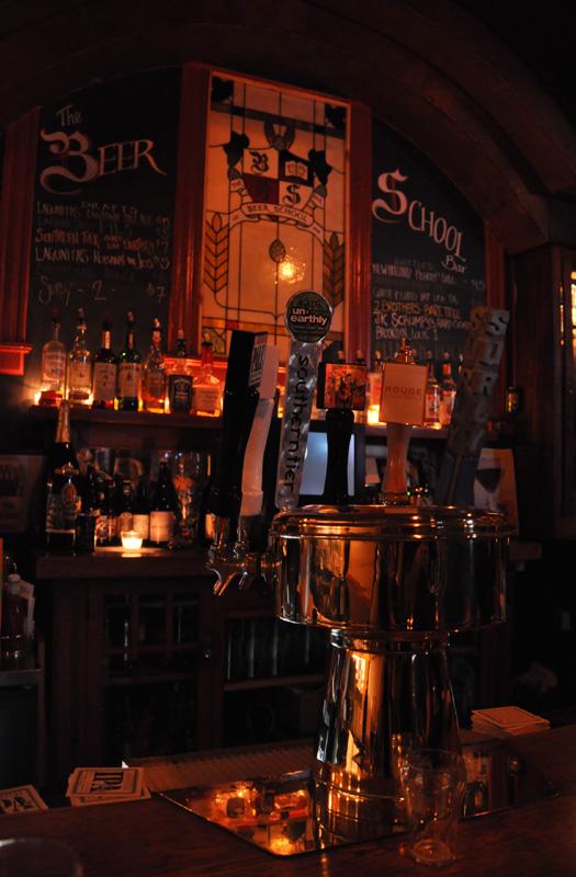 Beer School Bar