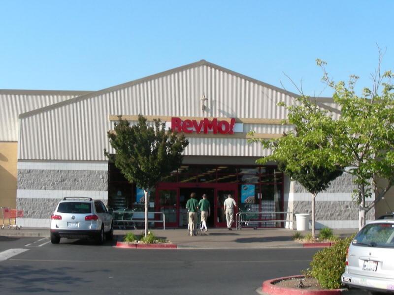 BevMo Santa Rosa entry