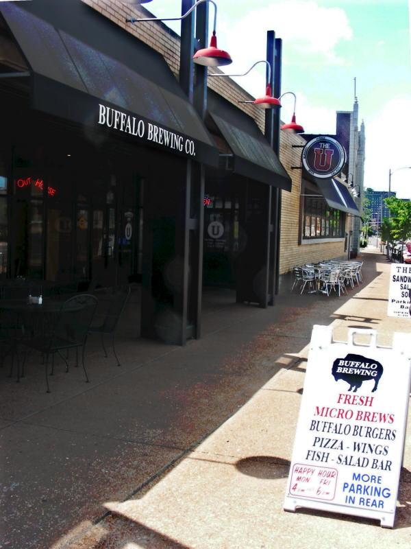 Buffalo entry