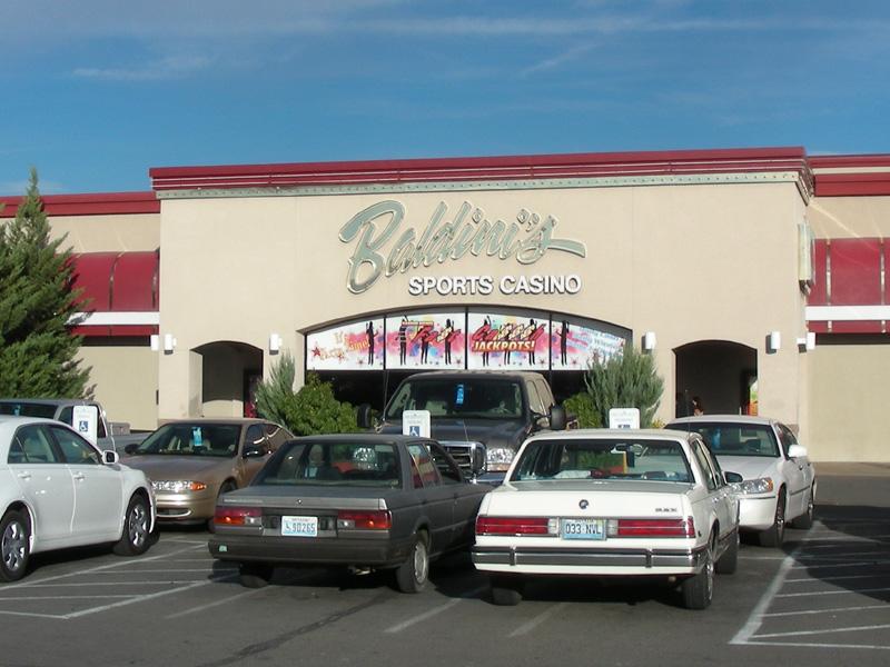 Baldini's entry
