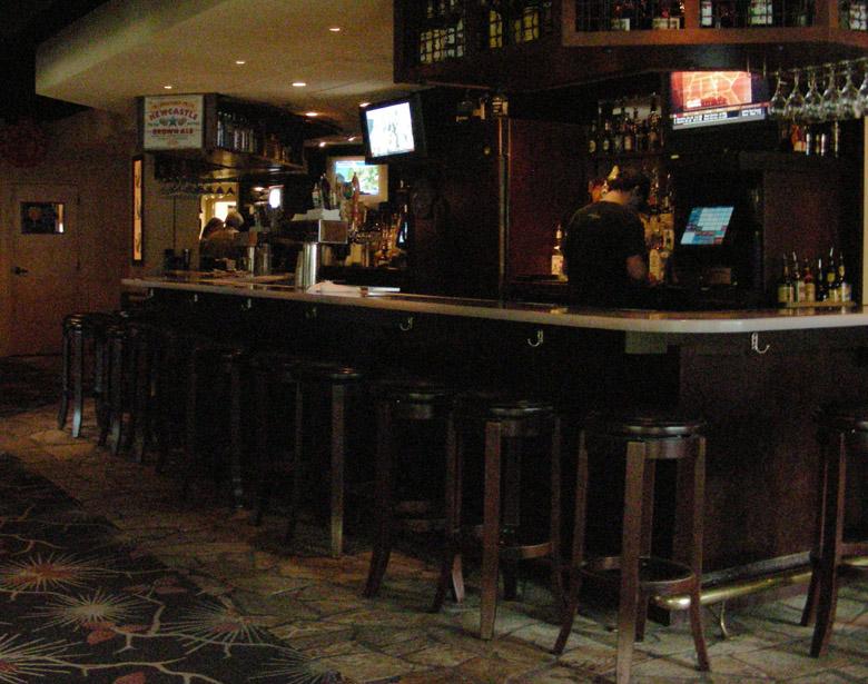 Bar & taps