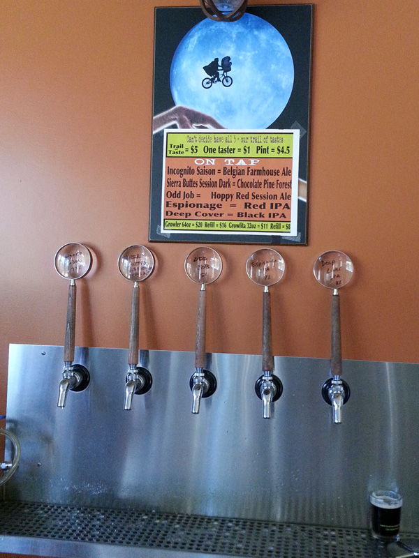 Tap central