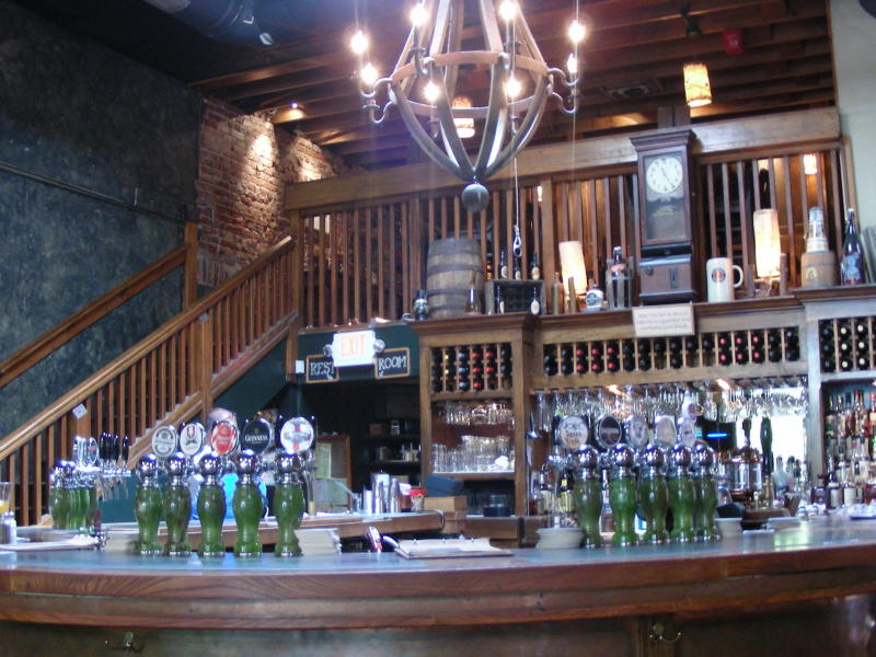 Taps and Bar