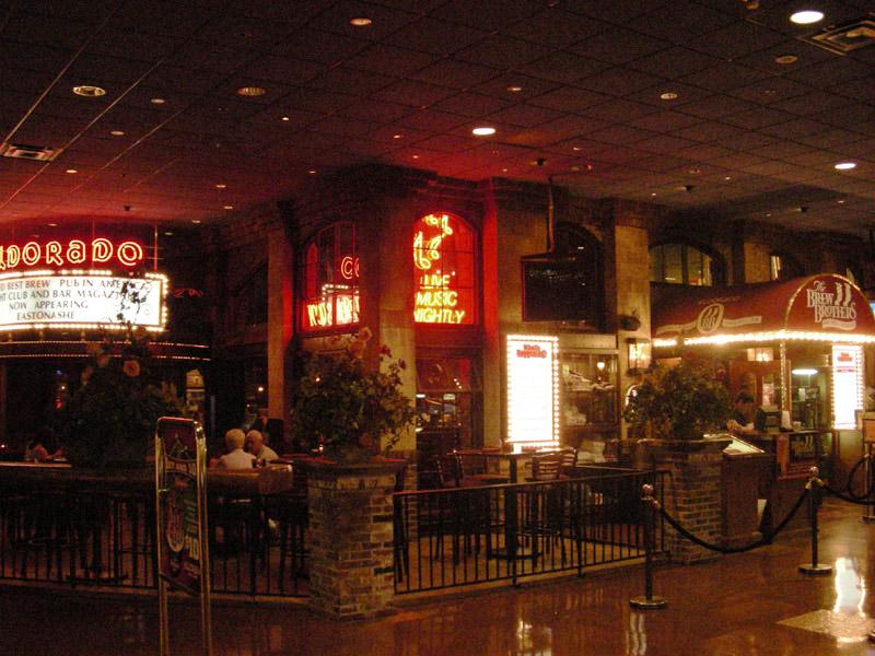 Brew Bros in the casino
