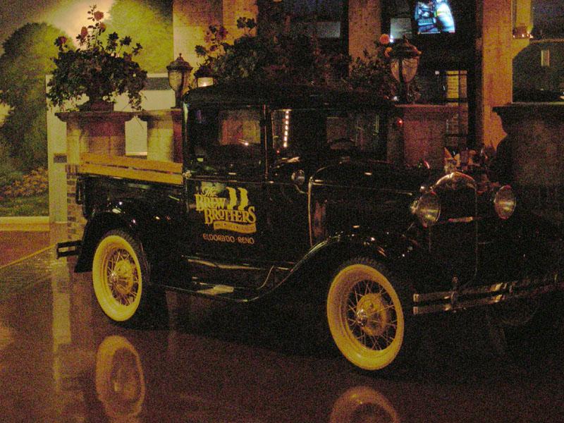 Brew Car