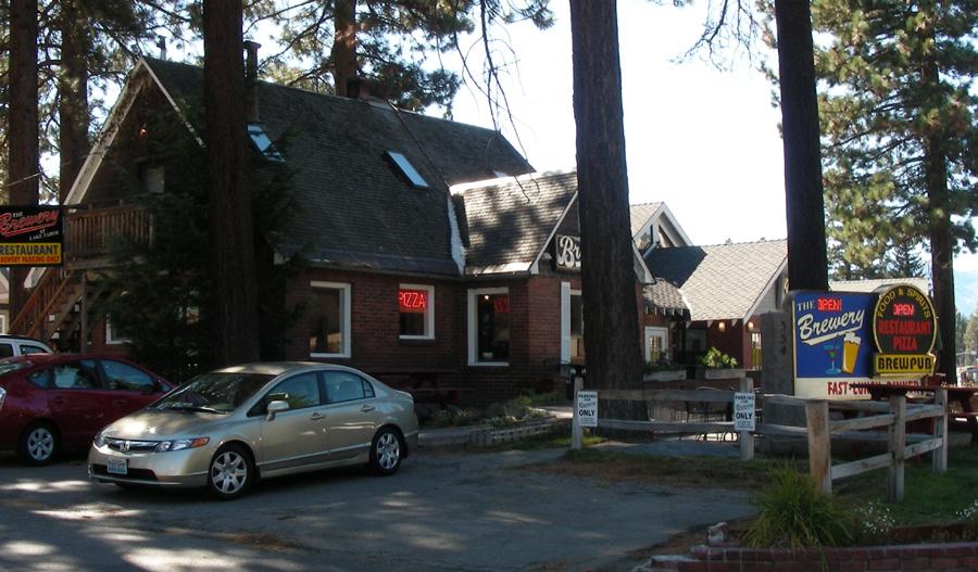 Brewery at Lake Tahoe entry