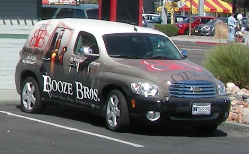 Booze Car