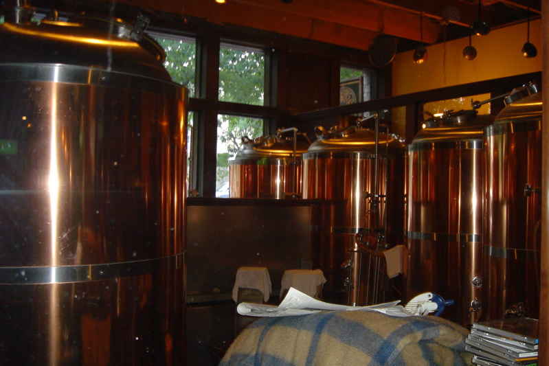 Kettles, Tanks, Mash Tuns, Fermenters, Oh My!