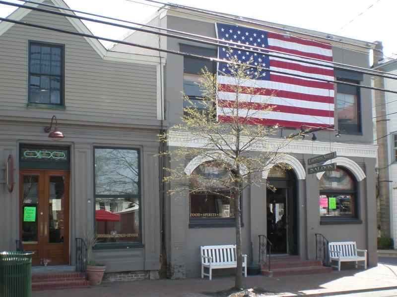 Carpenter St entry