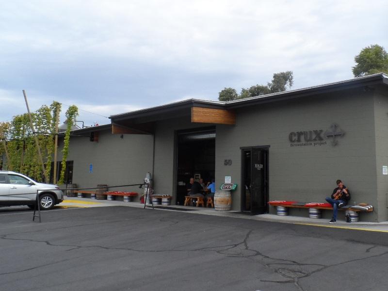 Crux entry