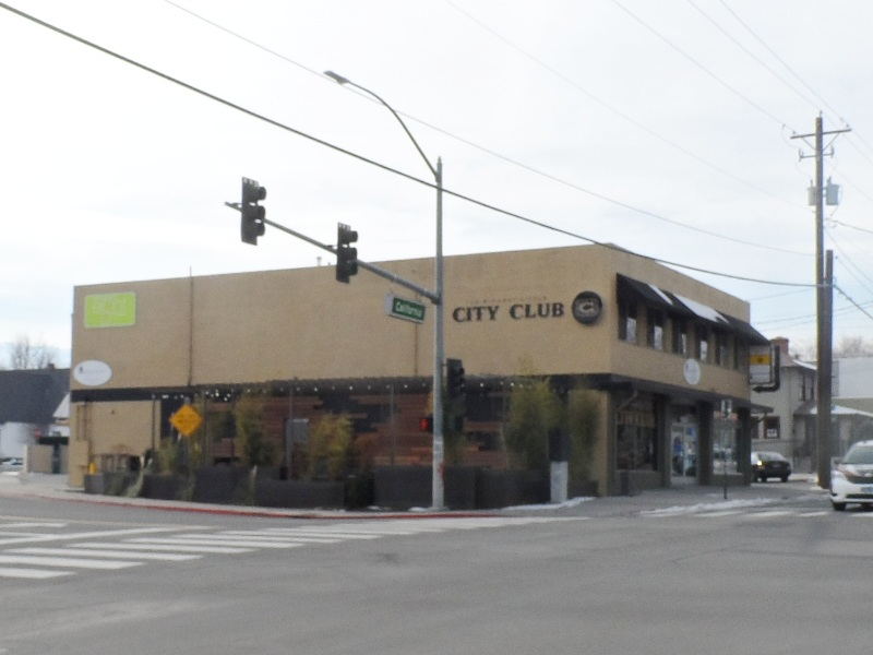 City Club entry