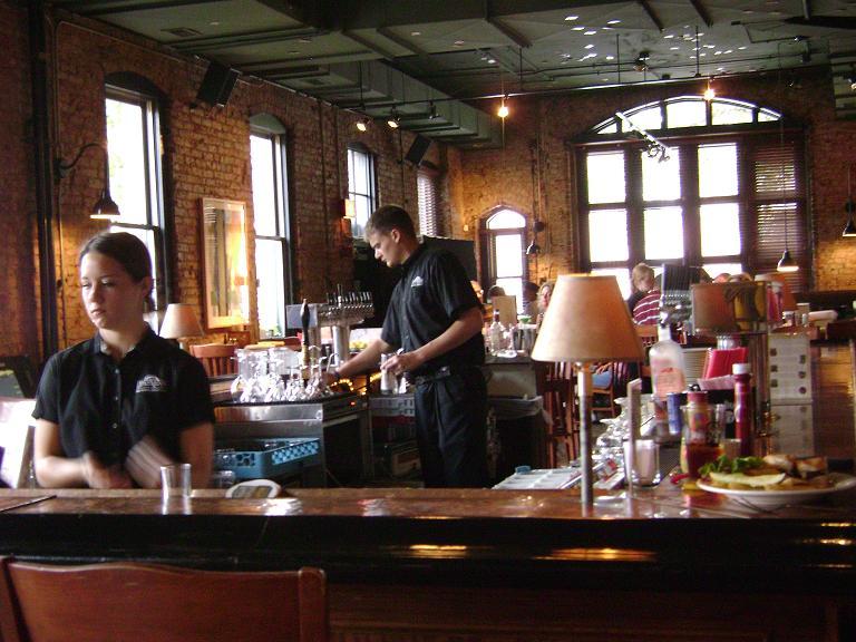 Upstream's Bar