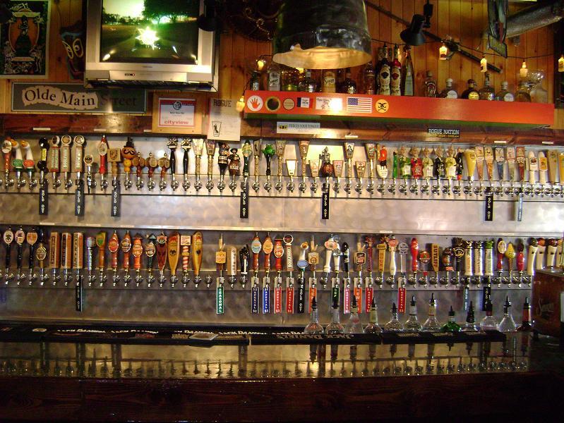 El tap wall