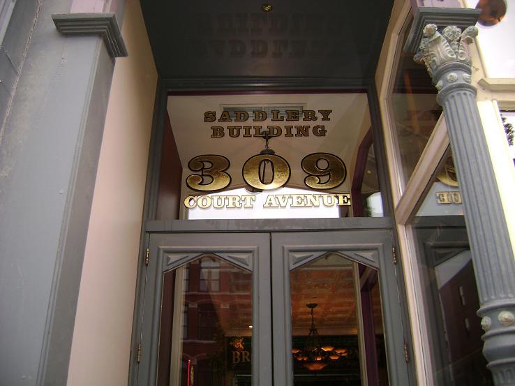 Court Avenue Entrance
