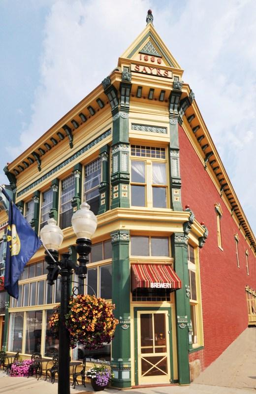 Historic Sayrs Building