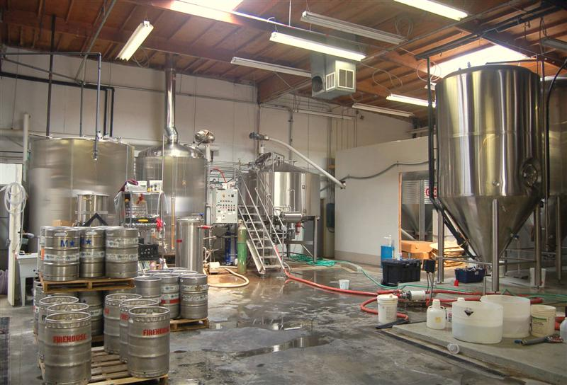 Nice personal brewery tour