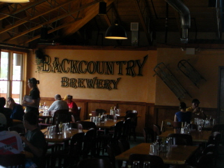 Backcountry Brewery & Resturant