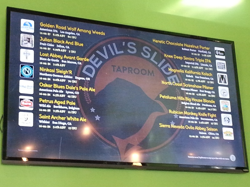 Tap list 1214 continued