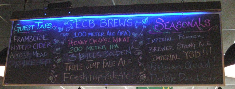Eugene's Own Brews - 09/08