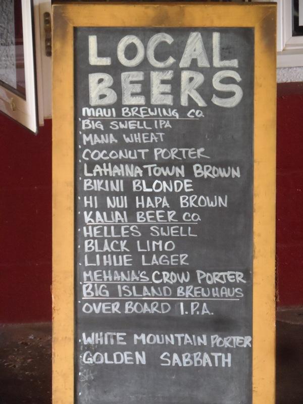 Local brews