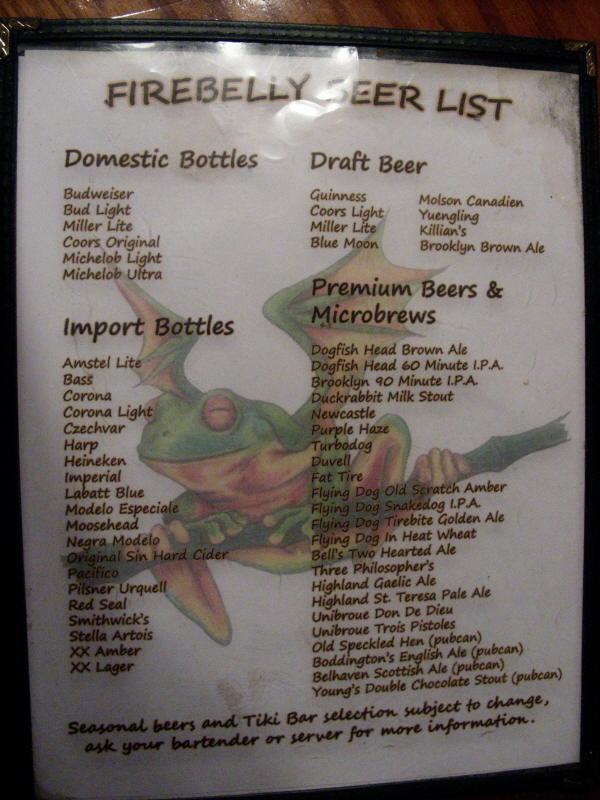 Taps & Bottles - 09/09