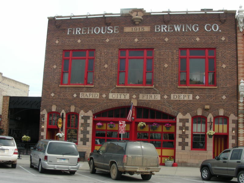 Firehouse entry