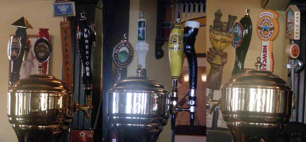 Some of the Taps - 02/08