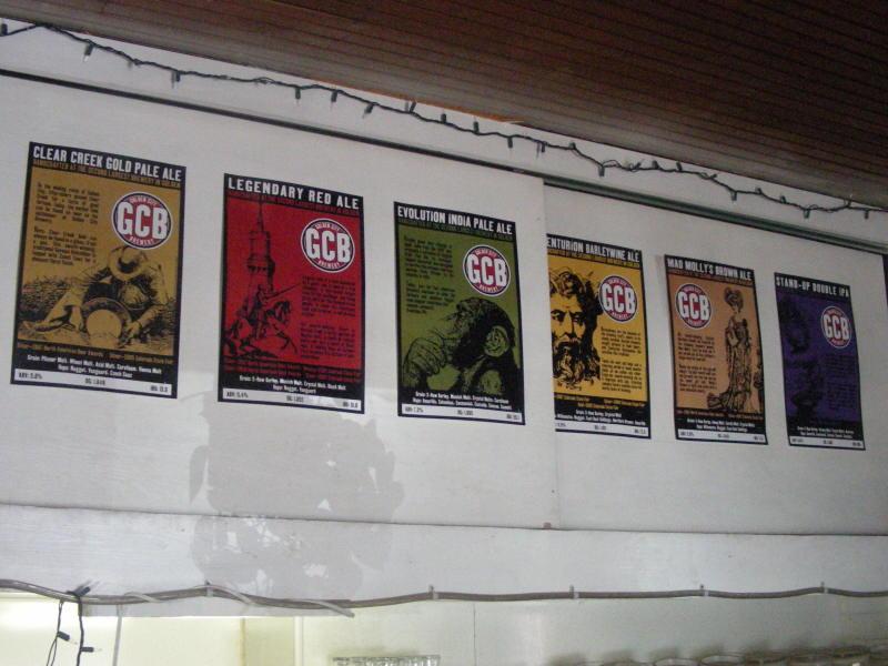 GC Brew posters