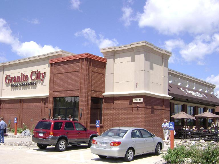 Granite City Food and Brewery--Clive