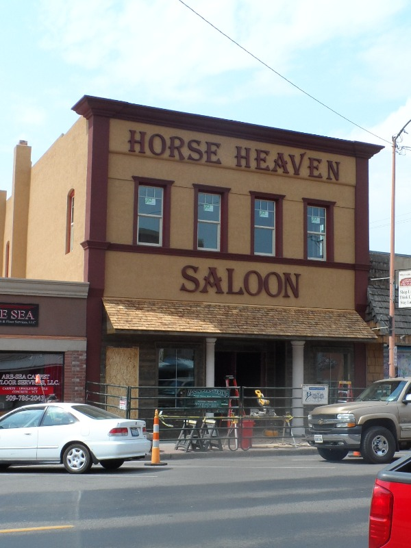 HH Saloon entry