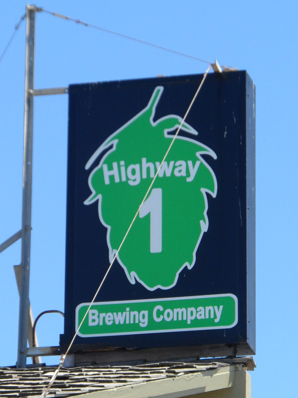 Look for the hop sign